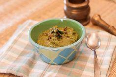 Zucchini Thogayal | Tangy and Spicy Zucchini Chutney