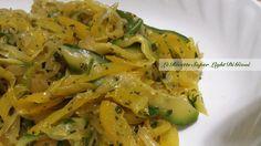 Contorno light di verdure veloci (173 calorie)