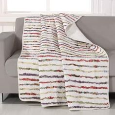 Shop for Greenland Home Fashions Bella Ruffle Quilted Throw. Free Shipping on orders over $45 at Overstock.com - Your Online Blankets & Throws Outlet Store! Get 5% in rewards with Club O! - 14877778