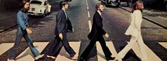 The Beatles Abbey Road Facebook Timeline Cover