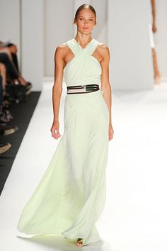 Carolina Hererra Spring 2012. This dress is still on my wish list.
