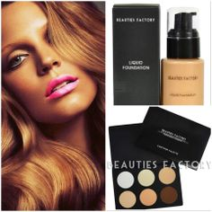 We have all the essentials to keep your #skin looking flawless this season!  Concealer palettes, #foundations & powders! Shop our collection here -  http://www.beautiesfactory.co.uk/foundation.html