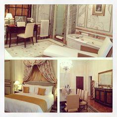 Chocada com a beleza da suite presidencial da La Mansion do @Four Seasons Hotels and Resorts !! Foi aqui que a Madonna ficou quando veio pra Buenos Aires!!