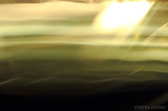 """Vineta Cook Abstract Photography of Color & Light, """"Landscapes of the Soul II-9"""", 2013"""