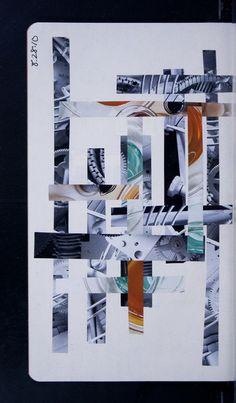 sketchbook project - Barbara Renfrow-Baker