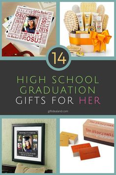 14 Great High School Graduation Gift Ideas For Her