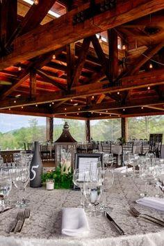 Modern Vineyard Wedding - Love the wine bottle table numbers