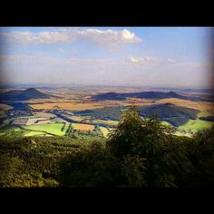 Milešovka (837 m)