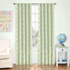eclipse Zane Thermaback Blackout Curtain - 40'' x 84''