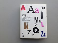 Creative Review - Alan Kitching's A-Z of Letterpress