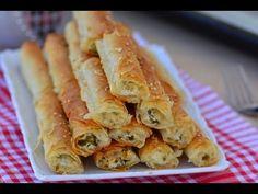 El  Açması  Taklidi  Unlu Çıtır Börek Nasıl Yapılır ( Favoriniz  olacak şahane bir tarif) - YouTube