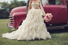 Beautiful. www.cedarwoodweddings.com