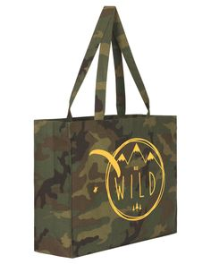 Base Shop, Shopping Bag, Camo, Studio, Canvas, Cotton, Stuff To Buy, Design, Camouflage