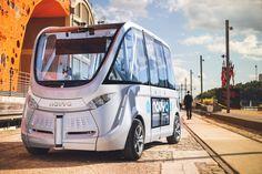 Navya Arma ou le bus autonome