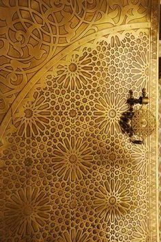 Beautiful Door from Morocco