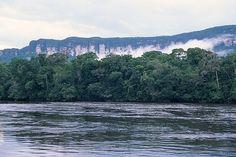 Rio en Guaviare