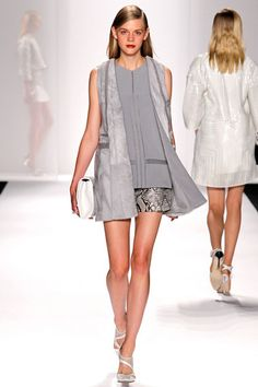 J. Mendel Spring 2014 Ready-to-Wear Collection Slideshow on Style.com