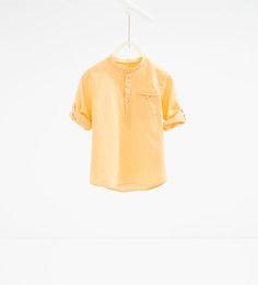 Image 1 of Linen shirt from Zara