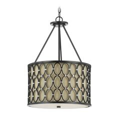 AF Lighting Cosmo Pendant | 8102-3H | Destination Lighting