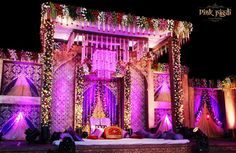 Luxury decoration for your wedding! Photo by Pink Pagdi, Hyderabad #weddingnet #wedding #india #indian #indianwedding #mandap #mandapdecor #mandapdesigns #mandapdecoroutdoor #outdoorwedding #mandapideas #weddingdecor #decor #decorations #decorators #indianweddingoutfits #outfits #backdrops #llittlethings #flowers #flowersdecor