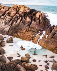 Injidup Natural spa, unexploredfootsteps