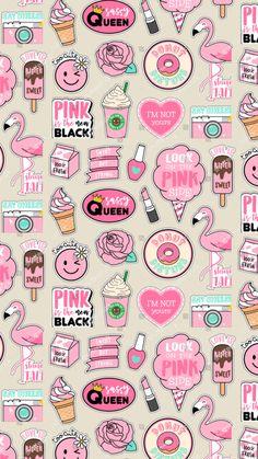 Get Latest Anime Wallpaper IPhone Pattern Print pink Tumblr Wallpaper, Cartoon Wallpaper, Unicornios Wallpaper, Kawaii Wallpaper, Cute Wallpaper Backgrounds, Wallpaper Iphone Cute, Pretty Wallpapers, Aesthetic Iphone Wallpaper, Disney Wallpaper