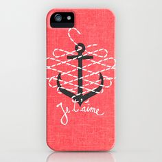 Je taime iPhone & iPod Case by Andrei Robu - $35.00