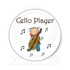 Cello Player#music