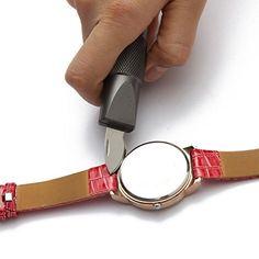 BABAN Couteau Outil Réparation Ouvrir ouvre Montre Horloger Ouverture Jaune Noir: Price:17Spécification: Longueur: environ 135mm Diamètre:…