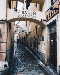 Bratislava, Slovakia #travel