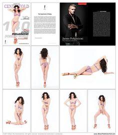 Картинки по запросу centerfold poses