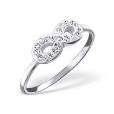 Tophatter is the world's most entertaining live auction site featuring unique items at exclusive prices. Buy now or save more at auction. Precious Metals, Heart Ring, Vintage Jewelry, Auction, Jewels, Sterling Silver, Rings, Stuff To Buy, Infinity