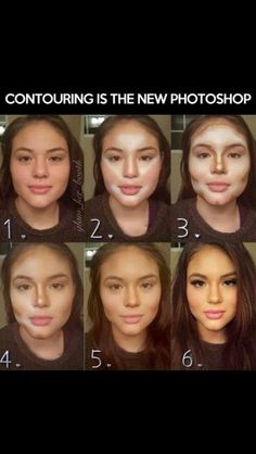 Contouring the new photoshop