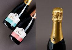 Vivus Sparkling Wine on Behance