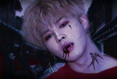 Read Chapter 1 from the story My mate ♡Jikook♡ by (Monica Kenyamo) with reads. Prince Park Jimin is vampire who l. Jimin Fanart, Kpop Fanart, Bts Bangtan Boy, Bts Jimin, Jikook, Bts Halloween, K Pop, Vampire Pictures, Jimin Hot