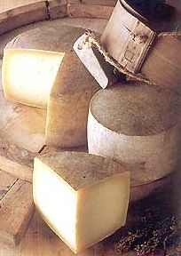 Roncal (Navarra, Spain).  A classic sheep's cheese.  The first to receive a D.O. status.