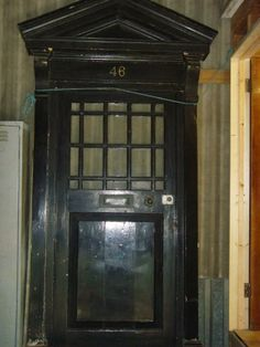 Victorian front door for sale on SalvoWEB from Smiths ...