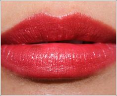 Shiseido Sweet Pea RD 304 Perfect Rouge Lipstick. this color....