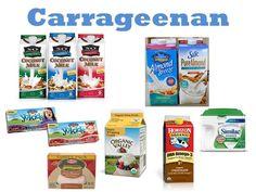 Like Goji Berries Refined Carrageenan