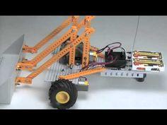 Rc Robot, Tamiya, Construction, Building