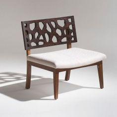 Adriana Hoyos Africa Pattern Upholstered Chair by Adriana Hoyos (scheduled via http://www.tailwindapp.com?utm_source=pinterest&utm_medium=twpin&utm_content=post10714948&utm_campaign=scheduler_attribution)