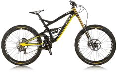 GT Bikes Fury World Cup Bike 2014 Image