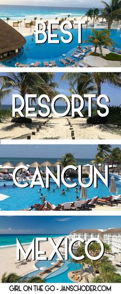 Find the best all inclusive resort in Cancun Mexico for your next vacation under the sun. ***************************************** Mexico travel | Mexico vacation | Mexico vacation all inclusive | Mexico resorts | Mexico resorts all inclusive | Luxury va