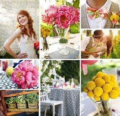 Garden Party Wedding | Floral Wedding Invitations | Floral Bridesmaid ...