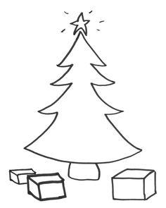Πατρόν - Χριστουγεννιάτιο δεντράκι
