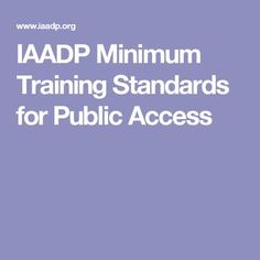 IAADP Minimum Training Standards for Public Access Service Dog Training, Service Dogs, Psychiatric Service Dog, Easiest Dogs To Train, Train Service, Diabetic Dog, Therapy Dogs, Diabetes, Health Fitness