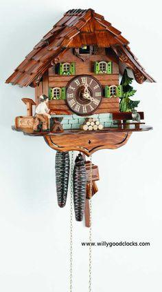 """""""Cuckoo Clock"""