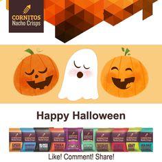 Cornitos wishes you a fun time on Halloween!  #HappyHalloween