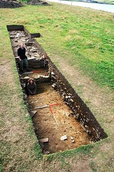 Ness of Brodgar Excavations Orkney Islands, Continents, Archaeology, Railroad Tracks, Period, Around The Worlds, Joy, Spaces, Architecture