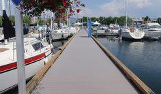 Water-Proof WPC Dock Decking